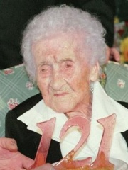 Photo of Jeanne Calment