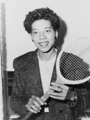 Photo of Althea Gibson