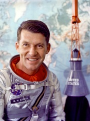 Photo of Wally Schirra