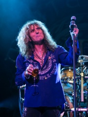 Photo of David Coverdale