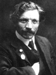 Photo of Sholem Aleichem