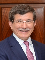 Photo of Ahmet Davutoğlu