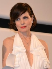 Photo of Elizabeth McGovern