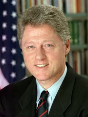Photo of Bill Clinton