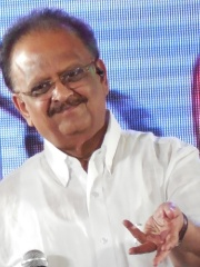 Photo of S. P. Balasubrahmanyam