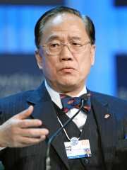Photo of Donald Tsang
