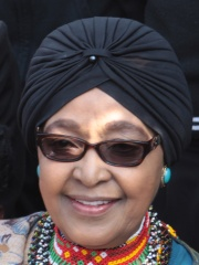 Photo of Winnie Madikizela-Mandela