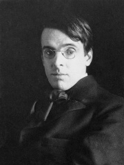 Photo of W. B. Yeats