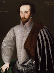 Photo of Walter Raleigh