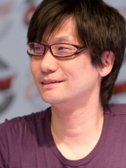Photo of Hideo Kojima