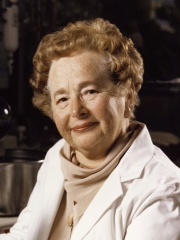 Photo of Gertrude B. Elion