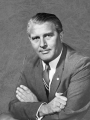 Photo of Wernher von Braun
