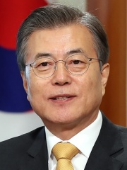 Photo of Moon Jae-in