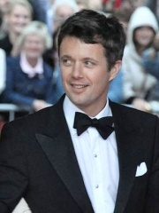 Photo of Frederik, Crown Prince of Denmark