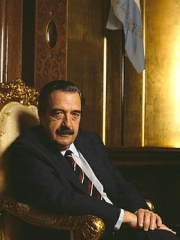 Photo of Raúl Alfonsín