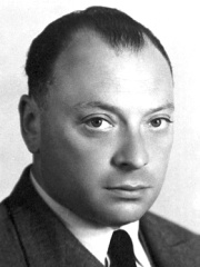 Photo of Wolfgang Pauli