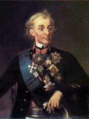 Photo of Alexander Suvorov