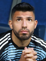 Photo of Sergio Agüero