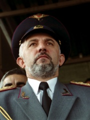 Photo of Aslan Maskhadov