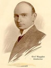 Photo of Carl Ruggles
