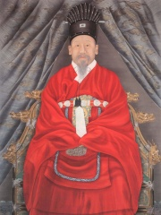 Photo of Gojong of Korea