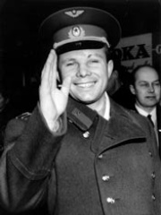 Photo of Yuri Gagarin