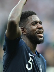 Photo of Samuel Umtiti