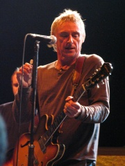 Photo of Paul Weller