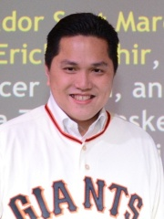 Photo of Erick Thohir