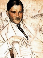 Photo of Yevgeny Zamyatin