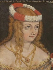 Photo of Catherine of Burgundy