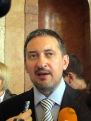 Photo of Ljubčo Georgievski