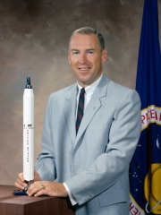 Photo of Jim Lovell
