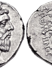 Photo of Mithridates I of Parthia
