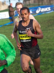 Photo of Kenenisa Bekele