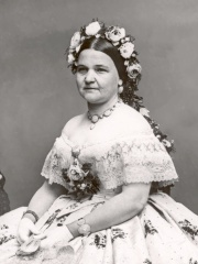 Photo of Mary Todd Lincoln