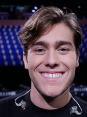 Photo of Benjamin Ingrosso
