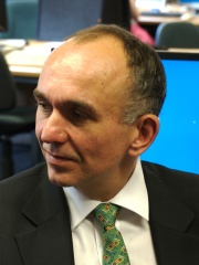 Photo of Peter Molyneux