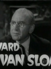 Photo of Edward Van Sloan