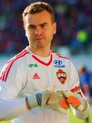Photo of Igor Akinfeev