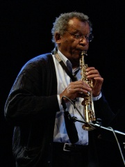 Photo of Anthony Braxton