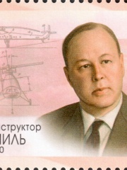 Photo of Mikhail Mil