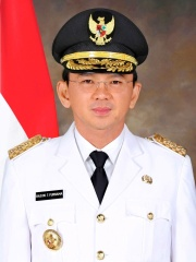 Photo of Basuki Tjahaja Purnama