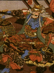 Photo of Uesugi Kenshin