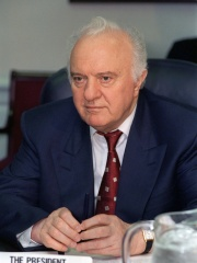 Photo of Eduard Shevardnadze