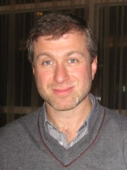 Photo of Roman Abramovich