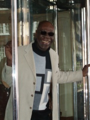 Photo of Manu Dibango