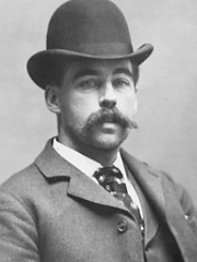 Photo of H. H. Holmes