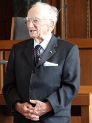 Photo of Ben Ferencz