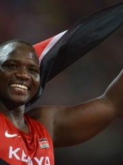 Photo of Julius Yego